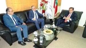 Minister-Boutros-Harb-Meets-Mr-Khaled-Chehab-Marios-Beaini[1]