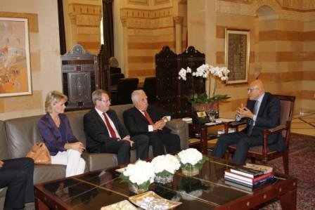 Pr-Minister-Tammam-Salam-meets-Former-Minister-Adnan-Kassar-with-a-Delegation-[1]