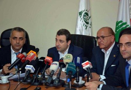 Press-Conference-For-Minister-Wael-Abou-Faour2[1]